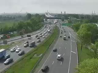 I-87 NB MP 15.7 TZ Bridge (tkbmo4nurgv) - New York City