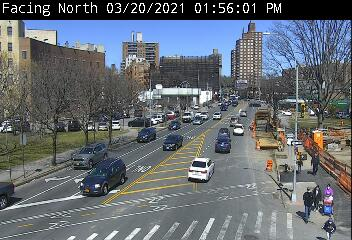 Pelham Pkwy W/B @ Boston Rd (884) - New York City