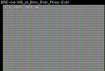 Bruckner Expy @ Bronx River Pkwy (1026) - New York City