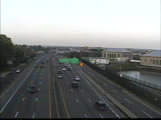 I-87 South of Interchange 1 (Yonkers) (1ml00082n NYT) - New York City