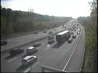 I-87 between Interchange 8 (I-287) and (1ml01180n NYT) - New York City