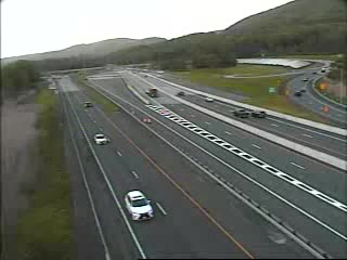 I-87 at Woodbury Toll Barrier (1ml04470s NYT) - New York City