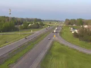 I-90 at Interchange 48 (Batavia) (4ml39013e NYT) - New York City