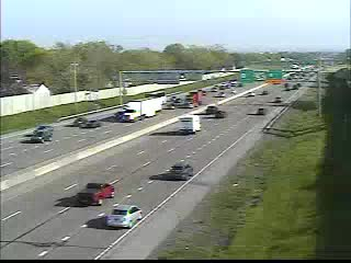 I-90 East of Interchange 51 (Buffalo/Airport) (4ml42100w NYT) - New York City
