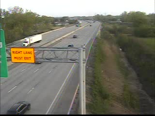 I-90 at Interchange 53 (I-190 Junction) (4ml42660w NYT) - New York City