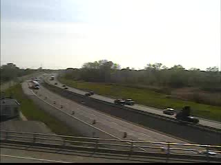 I-90 at Interchange 55 (Lackawanna Toll Barrier) (4ml43040a NYT) - New York City