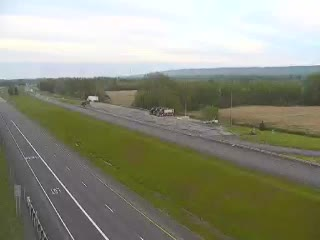 I-90 at Ripley Toll Barrier (4ml49455w NYT) - New York City