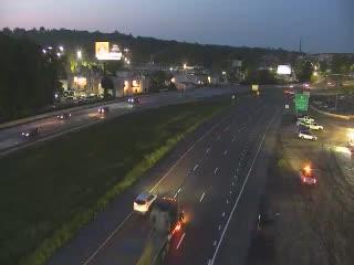 I-95 at the New Rochelle Toll Barrier (1ne00694n NYT) - New York City