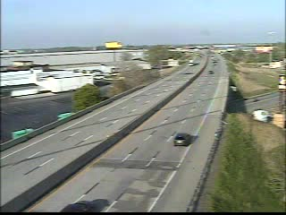I-190 at Interchange 3 (Seneca Street Route 16) (4ni00228s NYT) - USA