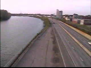 I-190 Near Breckenridge Street (4ni00800s NYT) - New York City