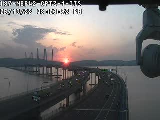 I-87 NB MP 13.3 TZ Bridge (1ml01330n NYT) - New York City