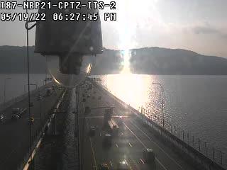 I-87 NB MP 14.9 TZ Bridge (1ml01490b NYT) - New York City