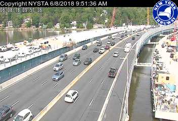 I-87 NB MP 15.9 TZ Bridge (1ml01590n NYT) - New York City