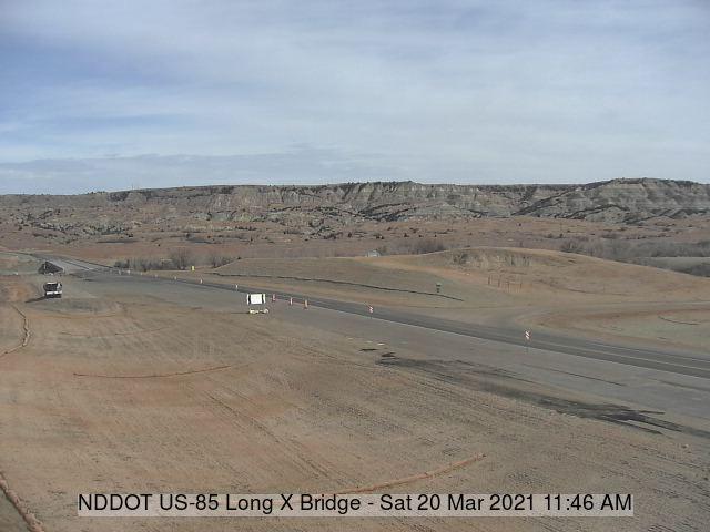 Long X Bridge - North (US 85 MP 126.5) - Liveview - USA