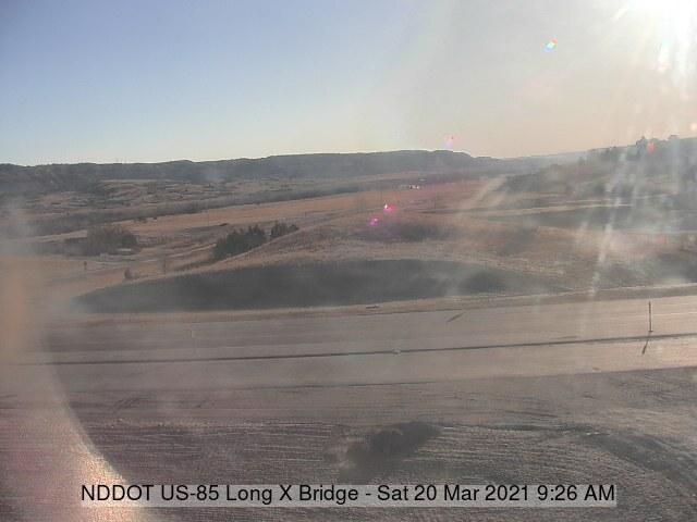 Long X Bridge - East (US 85 MP 126.5) - Liveview - USA