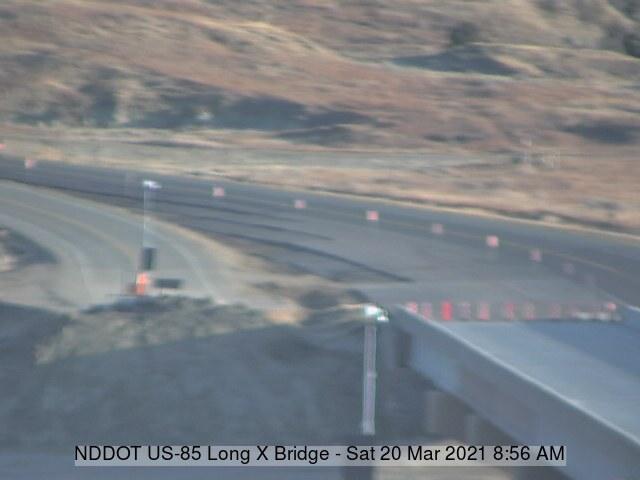 Long X Bridge (US 85 MP 126.5) - Liveview - USA