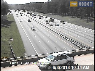 I-40 Exit 285 - Aviation Pkwy (2359) - North Carolina