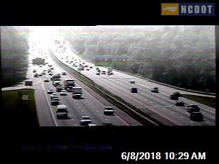 I-40 Exit 287 - Harrison Avenue (2360) - North Carolina