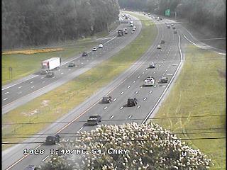 I-40 & NC 54 - Cary (2380) - North Carolina