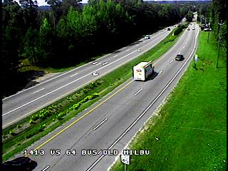 US 64 - Old Milburnie Rd (2479) - North Carolina