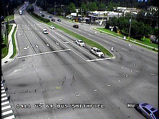 US 64 - Smithfield Rd (2481) - North Carolina