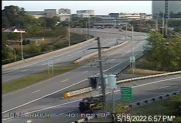 US 74/NC 133 (MLK Pkwy) at Isabel Holmes Bridge (East side) - New Hanover (382) - USA
