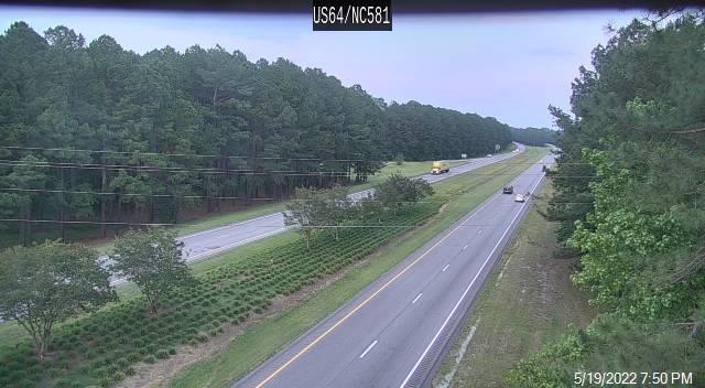 US 64 @ NC 581 - Nash (1367) - USA