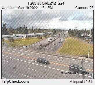 I-205 at ORE212 -224 (257) - USA