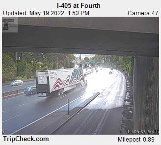 I-405 at Fourth (106) - USA