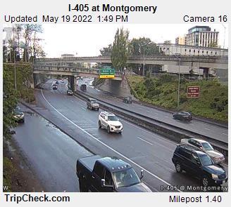 I-405 at Montgomery (107) - USA