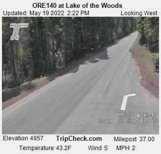 ORE140 at Lake of the Woods (251) - Oregon