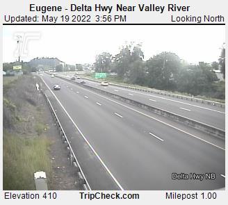 Eugene - Delta Hwy Near Valley River (407) - Oregon