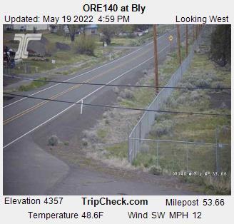 ORE140 at Bly (465) - Oregon