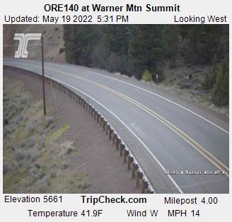 ORE140 at Warner Mtn Summit (488) - USA