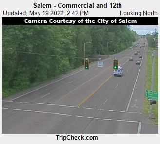 Salem - Commercial and 12th (497) - Oregon