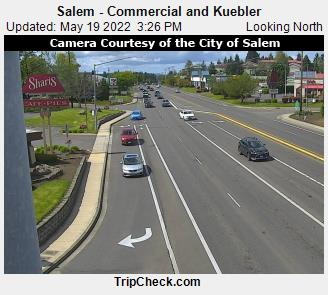 Salem - Commercial and Kuebler (501) - Oregon