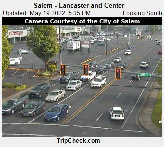 Salem - Lancaster and Center (509) - Oregon
