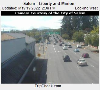 Salem - Liberty and Marion (512) - Oregon
