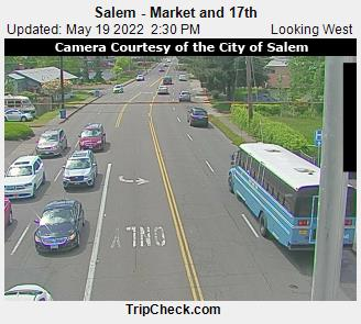 Salem - Market and 17th (498) - Oregon