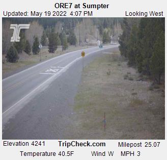 ORE7 at Sumpter (757) - USA