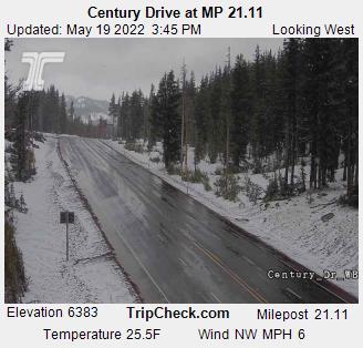 Century Drive at MP 21.11 (771) - Oregon
