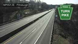 Pittsburgh 57 East Bound Camera - Pennsylvania