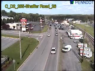 RT-255 (Dubois) @ Shaffer Rd (CAM-02-022) - Pennsylvania