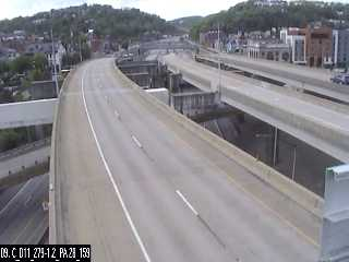 I-279 (Penn Lincoln Pkwy) @ SR-28 (CAM-11-117) - Pennsylvania