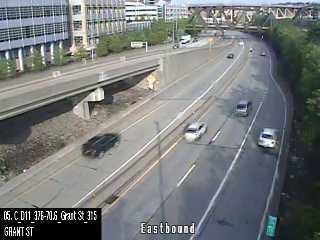 I-376 (Penn Lincoln Pkwy) @ Grant St (CAM-11-042) - Pennsylvania