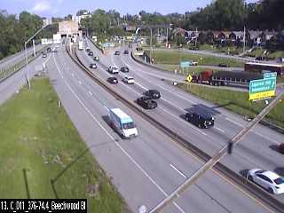 I-376 (Penn Lincoln Pkwy) @ Beechwood Blvd (CAM-11-049) - Pennsylvania