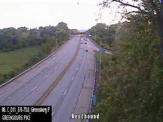 I-376 / US-22 n/o Greensburg Pk (CAM-11-056) - Pennsylvania