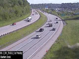 I-79 s/o Prestley Rd (CAM-11-060) - Pennsylvania