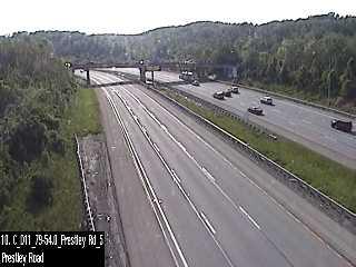 I-79 n/o Prestley Rd (CAM-11-061) - Pennsylvania