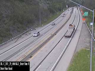 I-79 @ Deer Run Rd (CAM-11-116) - Pennsylvania